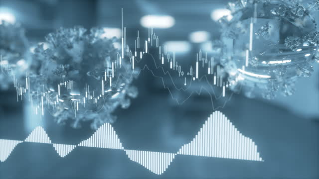 economics data - epidemic stock videos & royalty-free footage