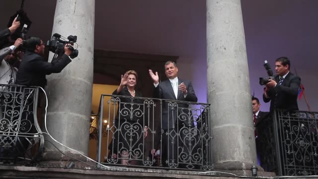 Ecuadorian President Rafael Correa and his Brazilian counterpart Dilma Rousseff agreed Tuesday in Quito to boost bilateral trade ties and to increase...