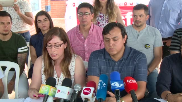 ecuador's foreign ministry criticizes colombia for revealing information without scientific verification on the alleged identification of bodies of... - verification stock videos & royalty-free footage