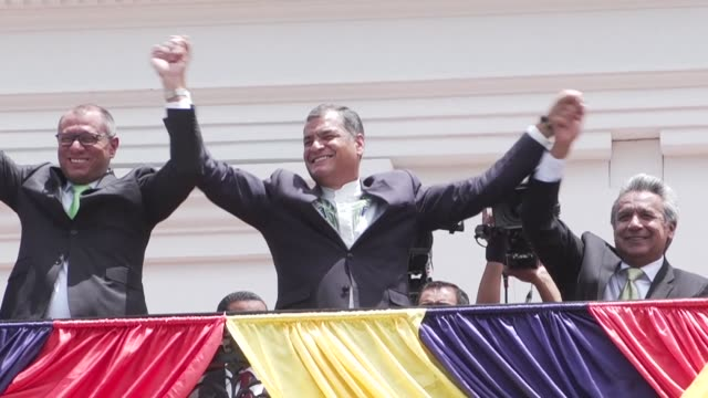 Ecuador's left wing government faces an internal crisis after Vice president Jorge Glas severely criticised the freshly installed head of state and...