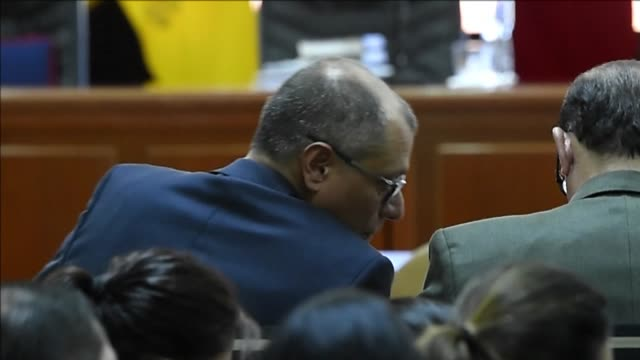 Ecuador's vice president Jorge Glas is sentenced to six years in prison for receiving illegal kickbacks from Brazilian construction giant Odebrecht