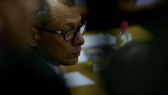 Ecuador's Vice President Jorge Glas is the highest ranking politician to be connected to the multimillion dollar Odebrecht kickbacks case which has...