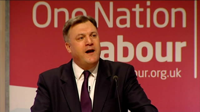 ed balls speech to fabian society; england: london: university of london: int ed balls mp along onto stage to lectern ed ball mp speech sot - thanks... - pros and cons stock videos & royalty-free footage