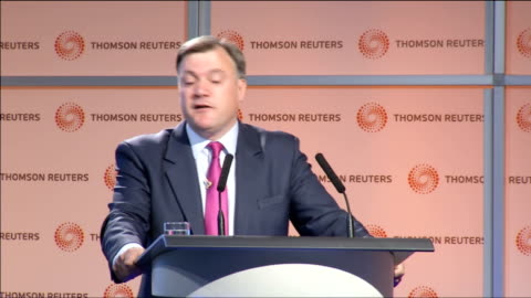 ed balls speech; after nearly three years of flatlining, the chancellor says any growth is better than no growth at all. of course that's true. but... - 16 17 years stock videos & royalty-free footage