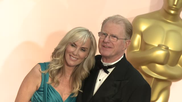 ed begley jr at the 87th annual academy awards arrivals at dolby theatre on february 22 2015 in hollywood california - the dolby theatre stock videos & royalty-free footage
