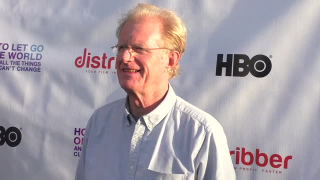 Ed Begley Jr at the HBO premiere of 'How to Let Go of the World and Love All the Things Climate Can't Change' at Laemmle's Ahrya Fine Arts Theatre in...
