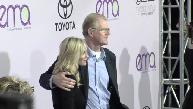ed begley jr at the the 18th annual environmental media awards benefiting the environment at los angeles ca - environmental media awards点の映像素材/bロール
