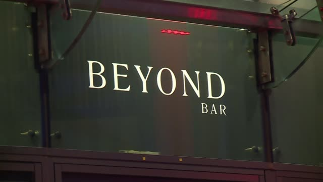 Inquest finds student died from 'toxic effects' of consuming excessive alcohol ENGLAND Tyne and Wear Newcastle General view Beyond Bar INT Close shot...
