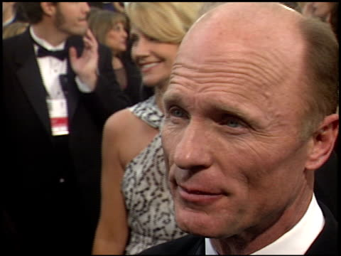Ed Harris at the 2006 Golden Globe Awards at the Beverly Hilton in Beverly Hills California on January 16 2006