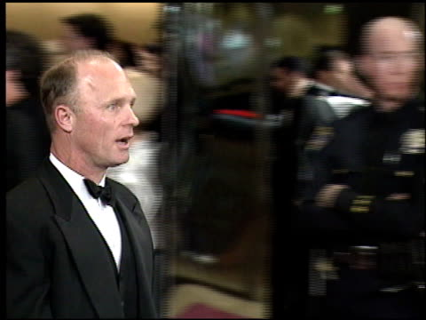 Ed Harris at the AFI Honors Honoring Clint Eastwood press room at the Beverly Hilton in Beverly Hills California on March 1 1996