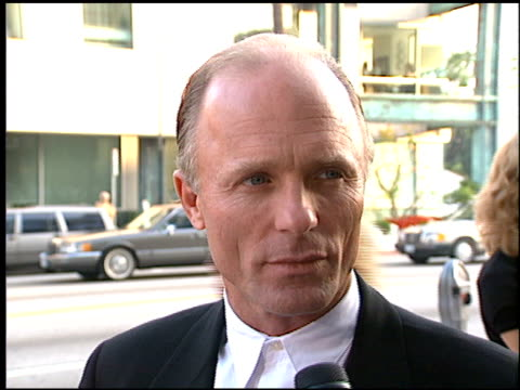 Ed Harris at the 'Apollo 13' Premiere at Academy Theater in Beverly Hills California on June 22 1995