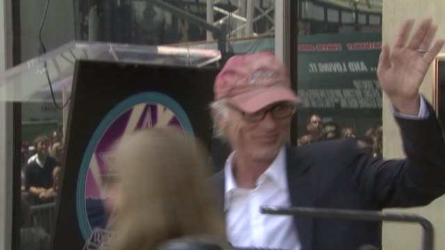 Ed Harris at the Dedication of Holly Hunter's Star at the Hollywood Walk of Fame in Hollywood California on May 30 2008