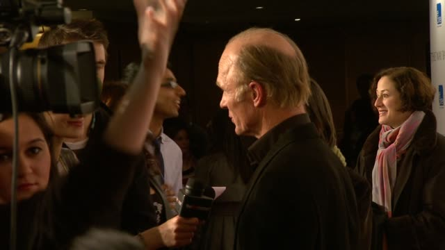 Ed Harris at the The Way Back Premiere at London England