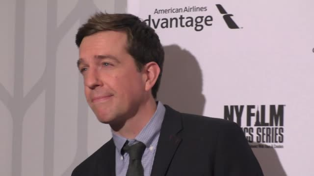 "ed helms at the ""the book of love"" los angeles premiere at pacific theatre at the grove on january 10, 2017 in los angeles, california. - the grove los angeles stock videos & royalty-free footage"