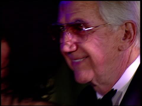 ed mcmahon at the 1997 academy awards vanity fair party at the shrine auditorium in los angeles, california on march 24, 1997. - oscarsgalan 1997 bildbanksvideor och videomaterial från bakom kulisserna