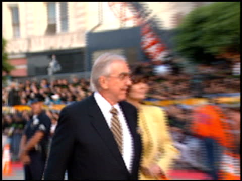 ed mcmahon at the 'eraser' premiere at grauman's chinese theatre in hollywood, california on june 11, 1996. - eraser stock videos & royalty-free footage