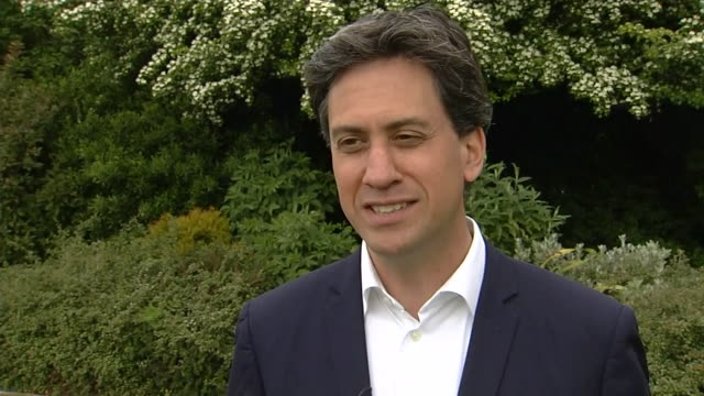 ed miliband accusing theresa may of copying his idea of an energy cap but saying on closer review her plan is flawed - cap stock videos & royalty-free footage