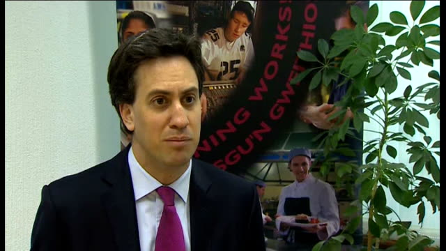 ed miliband calls for bahrain gp to be cancelled; south wales: int ed miliband mp interview sot q: given the situation in bahrain should british... - grand prix motor racing stock videos & royalty-free footage