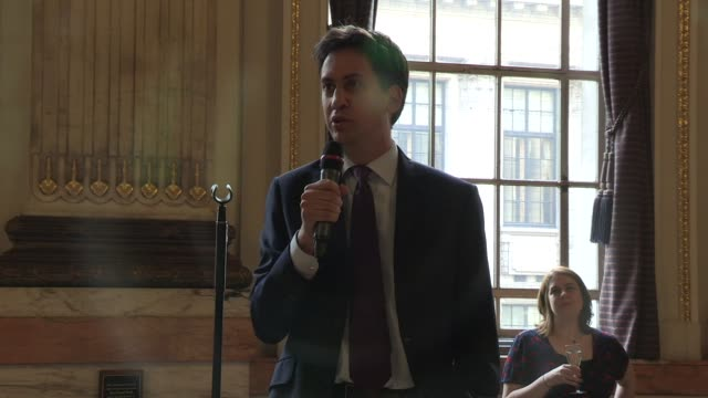 INTERVIEW Ed Miliband on The New Statesman on June 20 2013 in London England
