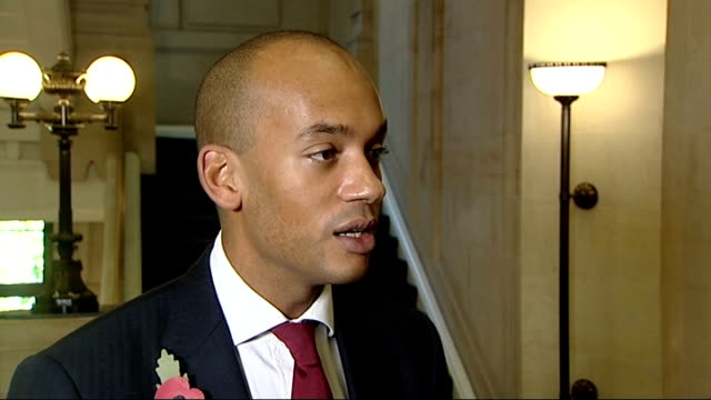 ed miliband to offer tax breaks for businesses that pay workers living wage london int chuka umunna mp interview sot not only does business benefit... - borrowing stock videos & royalty-free footage