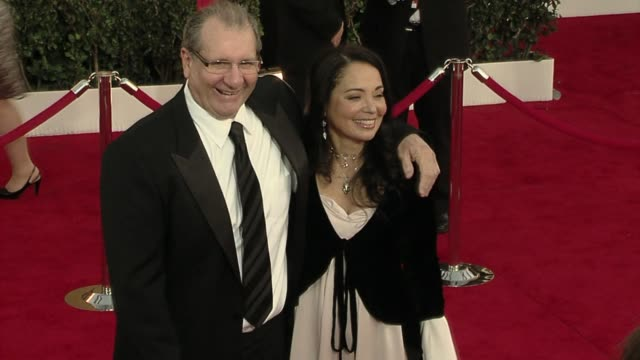 ed o'neill and catherine rusoff at the 16th annual screen actors guild awards arrivals at los angeles ca - catherine rusoff stock videos & royalty-free footage