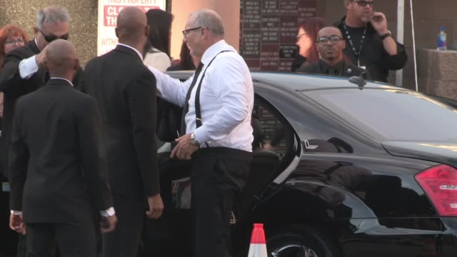 ed o'neill catherine rusoff arrive at the sag awards at the shrine auditorium in los angeles celebrity sightings in los angeles ca on - catherine rusoff stock videos & royalty-free footage