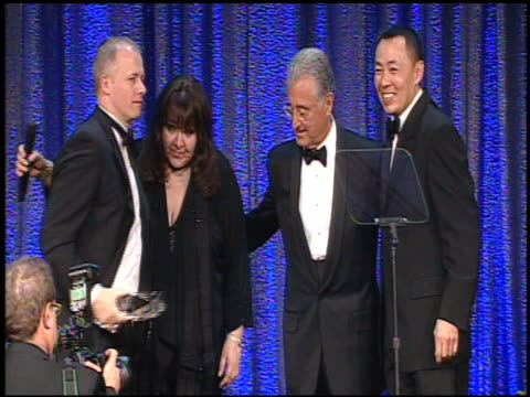 ed shearmur at the composer david arnold to receive bmi's richard kirk award at the bmi film/tv awards at beverly hills ca. - entertainment occupation stock videos & royalty-free footage