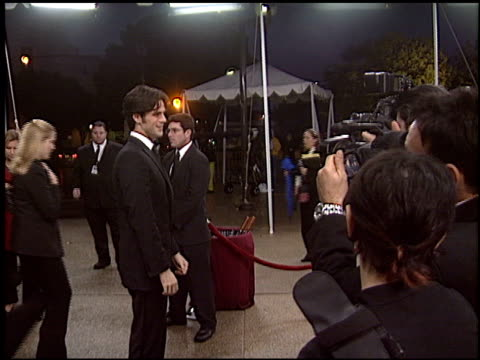 eddie cahill at the 2005 People's Choice Awards at the Pasadena Civic Auditorium in Pasadena California on January 9 2005