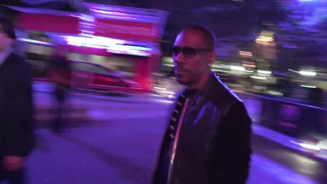 eddie murphy arrives at staples center in los angeles 03/02/12 - eddie murphy stock videos & royalty-free footage