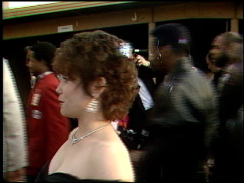 eddie murphy at the 1989 people's choice awards at disney studios in burbank, california on march 12, 1989. - people's choice awards stock videos & royalty-free footage