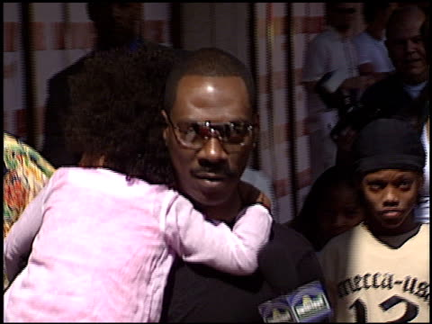 eddie murphy at the 'daddy day care' premiere on may 4 2003 - eddie murphy stock videos & royalty-free footage