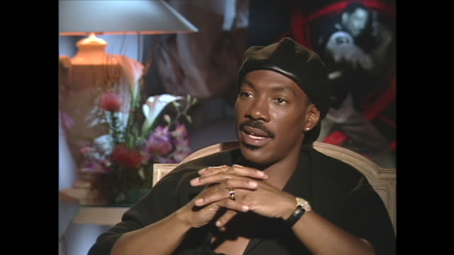 eddie murphy on overcoming the temptations of show business - eddie murphy stock videos & royalty-free footage