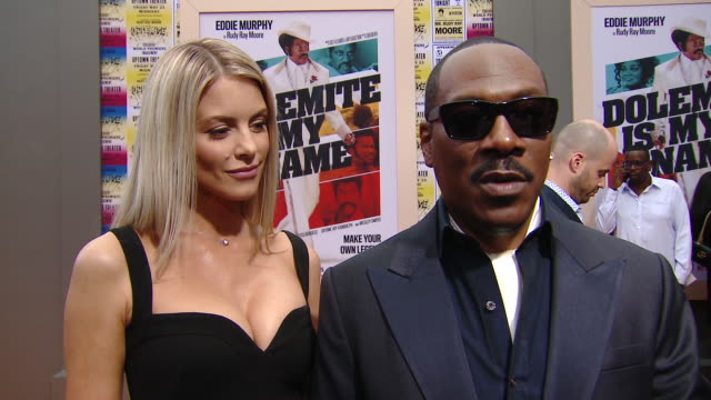 interview eddie murphy on what he hopes rudy would think of having this film made why this story made him want to return to the big screen how he... - eddie murphy stock videos & royalty-free footage