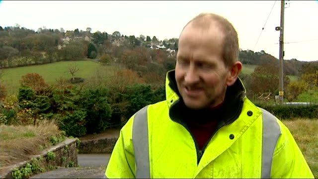 eddie 'the eagle' edwards prepares for new jump eddie 'the eagle' edwards interview sot reporter and edwards chatting 'michael edwards plasterer and... - ski jumping stock videos and b-roll footage