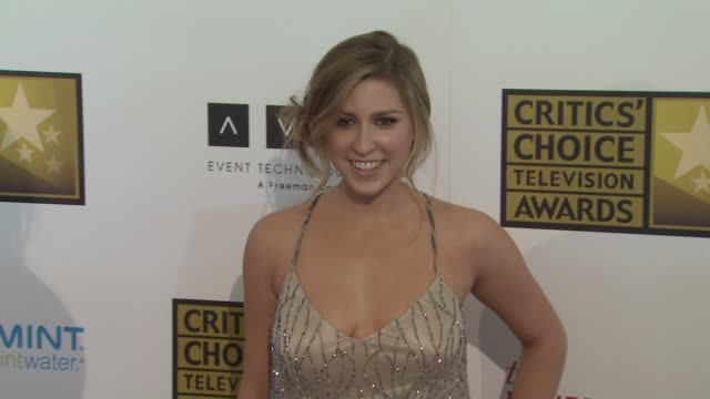 Eden Sher at 2012 Critics' Choice Television Awards Eden Sher at 2012 Critics' Choice Television Award at The Beverly Hilton Hotel on June 18 2012 in...