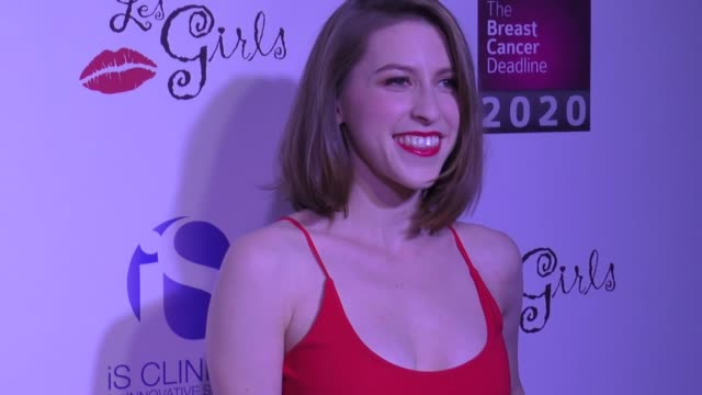 Eden Sher at the 17th Annual 'Les Girls' on October 15 2017 in Hollywood California