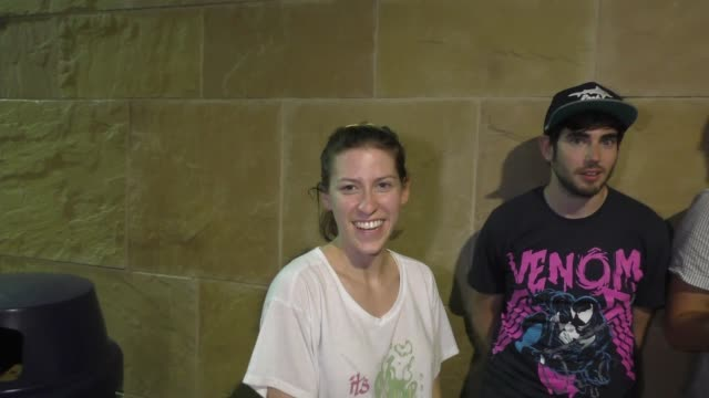 Eden Sher hanging out at Comic Con in San Diego in Celebrity Sightings in San Diego