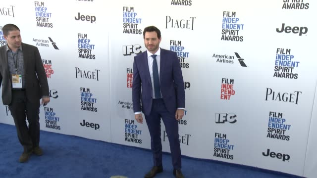 Edgar Ramirez at the 2017 Film Independent Spirit Awards Arrivals on February 25 2017 in Santa Monica California