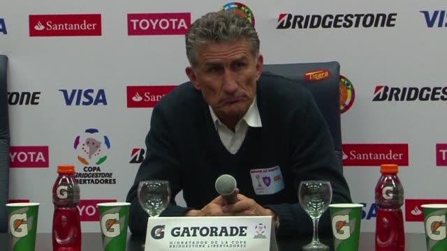 Edgardo Bauza ganador de dos Copas Libertadores como DT en Argentina y Ecuador y hasta este lunes en el San Pablo asumira las riendas de la seleccion...