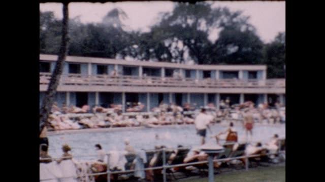 1955 Edgewater Beach Hotel