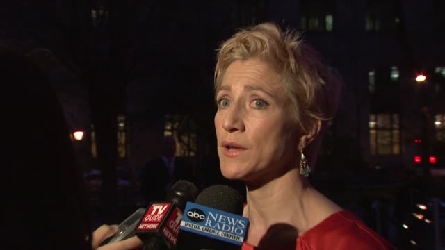 Edie Falco at the 8th Annual Tribeca Film Festival Vanity Fair Party at New York NY