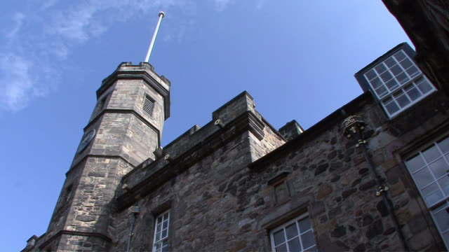 LA Edinburgh Castle exterior / Edinburgh, Scotland, United Kingdom