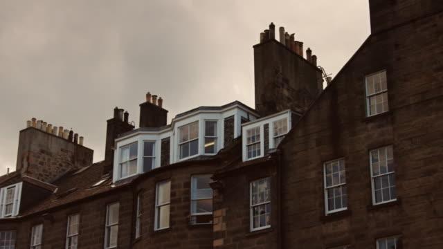 Edinburgh New Town Rooftop Pan