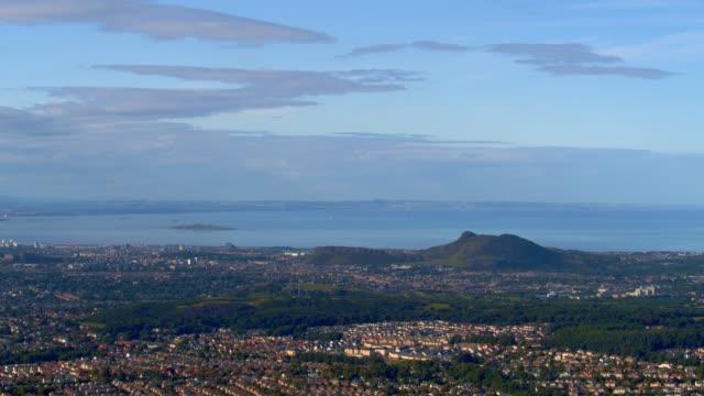 Edinburgh Pentland Hills City View