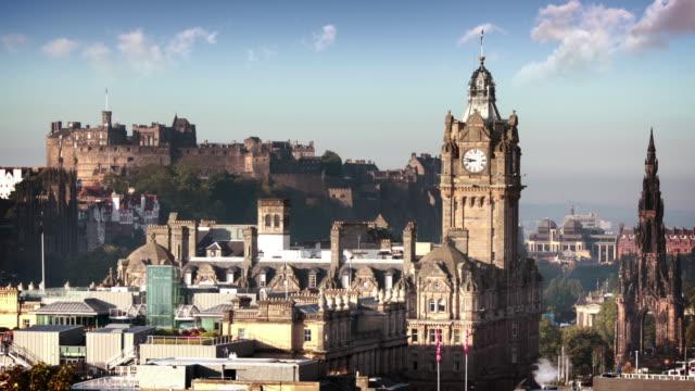 Edinburgh Skyline, Scotland, UK
