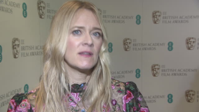 INTERVIEW Edith Bowman on being judging the process of judging what she was looking for when judging the British Film industry British young talent...