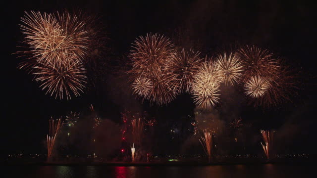 edogawa fireworks festival in 2013 - 2013 stock videos & royalty-free footage