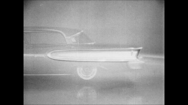 1958 Edsel TV commercial