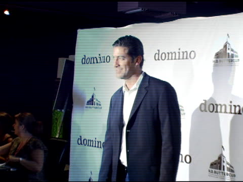 eduardo xol at the vip shopping event to kick off shopping extravaganza cohosted by domino magazine at hd buttercup in culver city california on... - ranunkel stock-videos und b-roll-filmmaterial