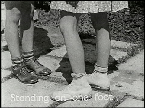 educated feet for correct posture - 4 of 16 - posture stock videos and b-roll footage